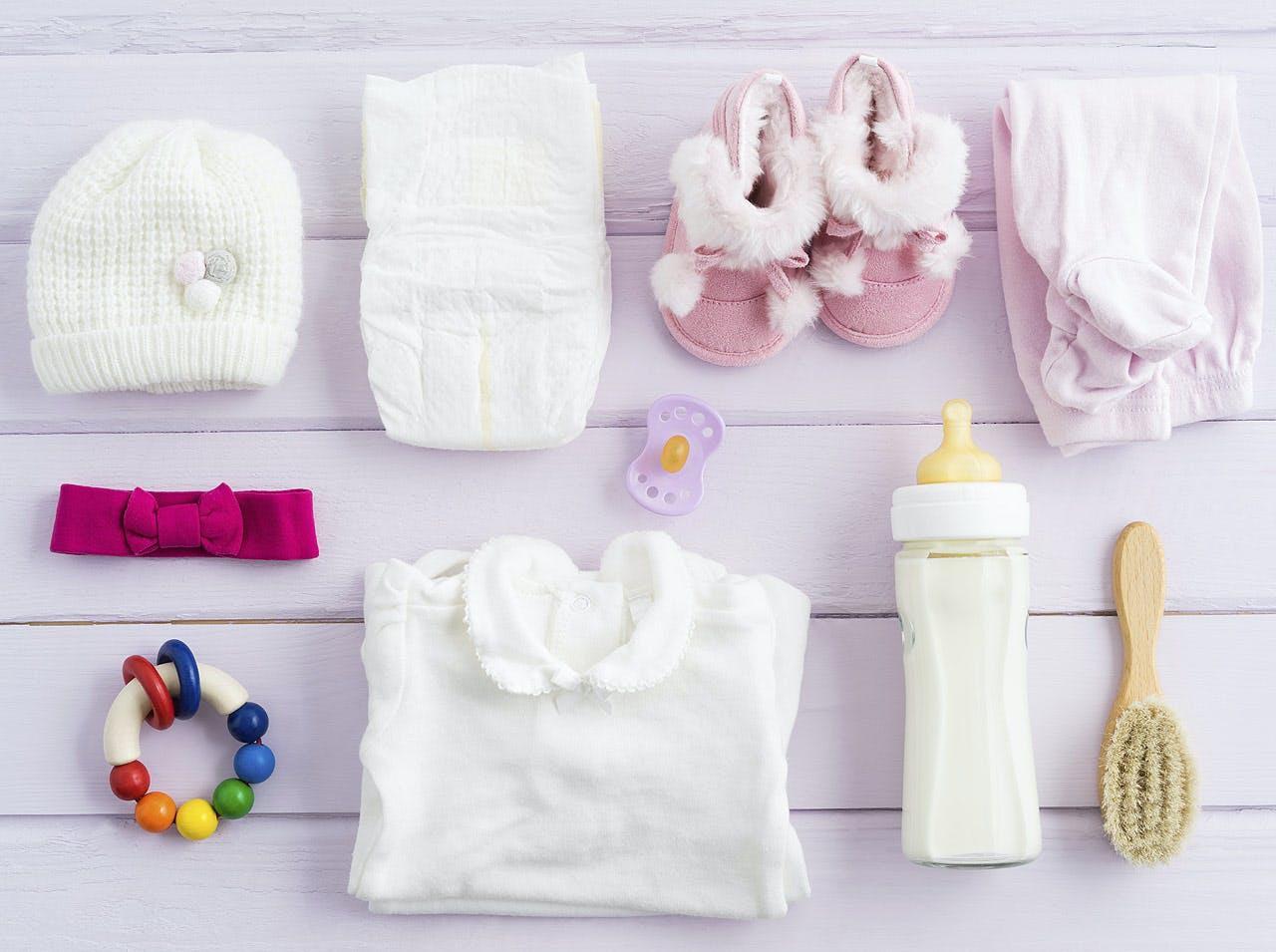 5 essentiële accessoires voor de aankomst van de baby
